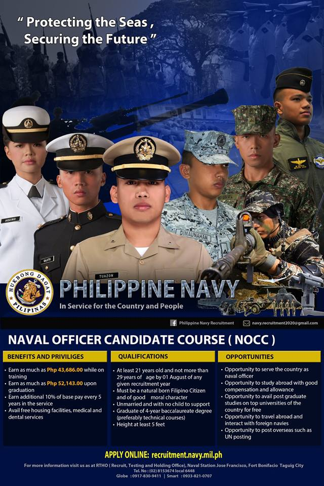Navy Officer Pay 2019