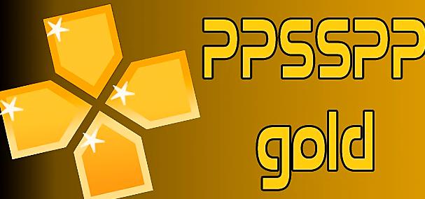 emulator psp gold