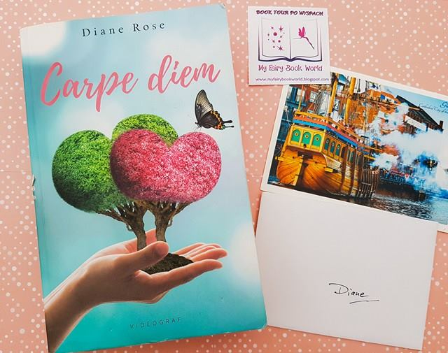 Finał Book Tour - Carpe diem