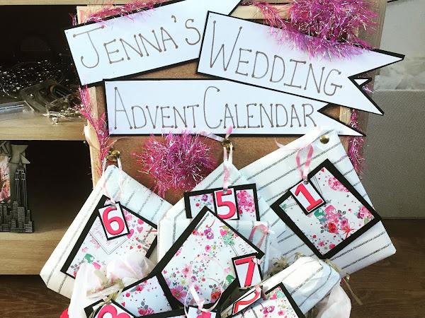 Wedding Advent Calendar | What's Inside