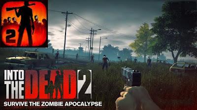 تحميل لعبة Into the Dead 2  للاندرويد والايفون مهكرة (آخر اصدار)