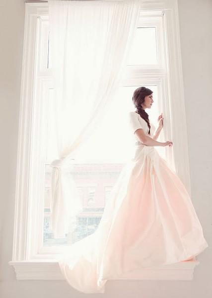 Simply By Tamara Nicole Seattle Weddings Blush Wedding