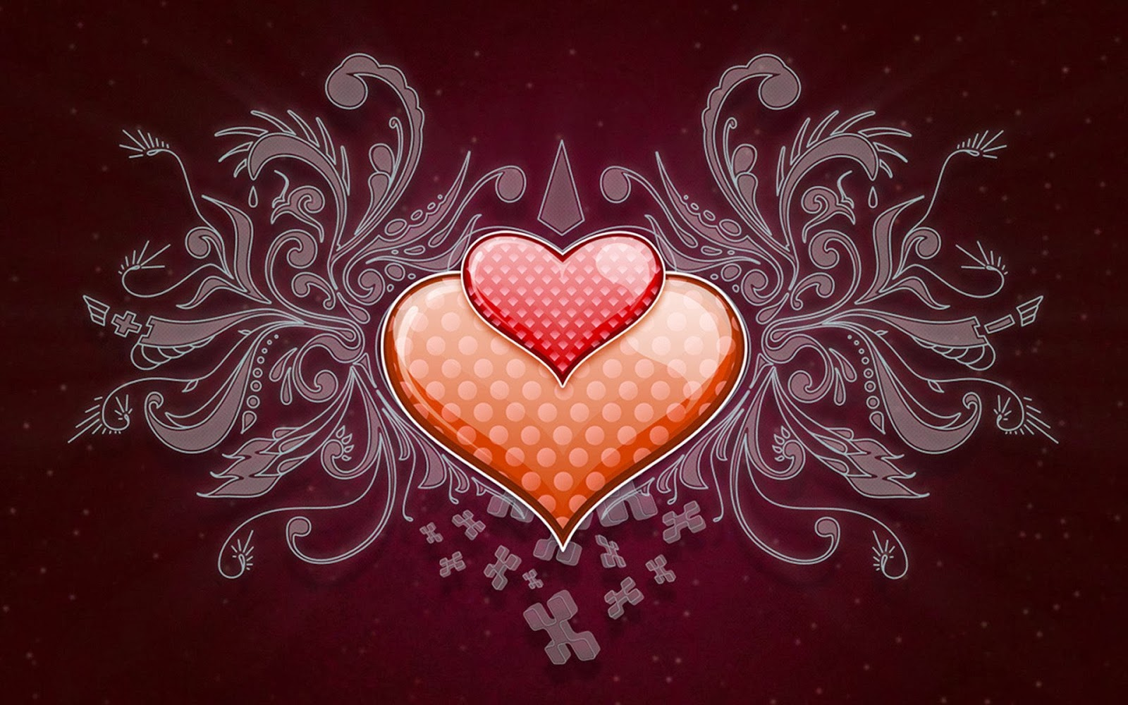 Valentine Day Wallpapers Backgrounds Love Quotes Wallpaper Windows 7 Macintosh Mobile ...