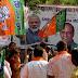 गुजरात सरकार के पांच मंत्री चुनाव में हारे