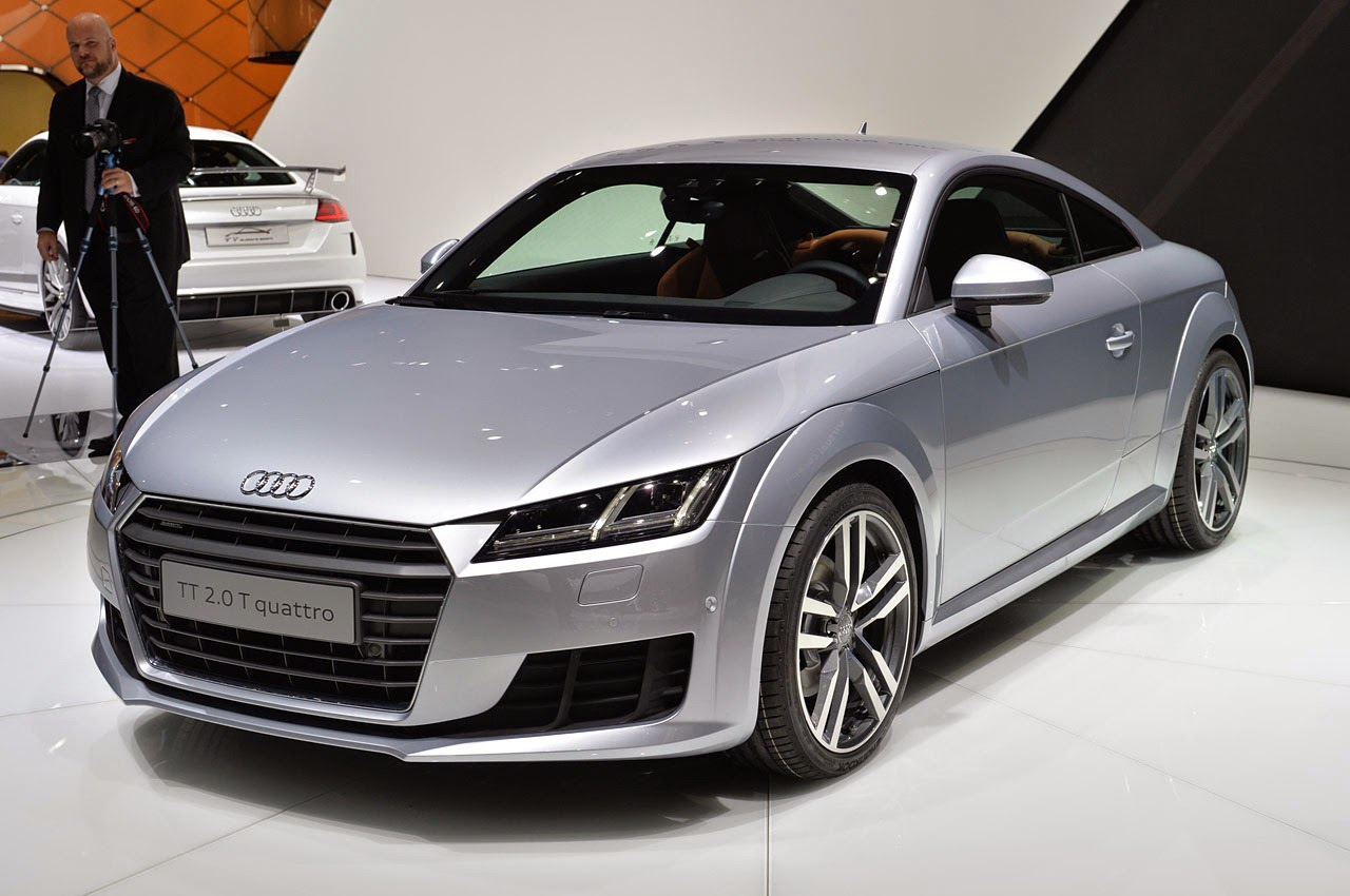 brand new audi tt 2015 it got two spec audi. Black Bedroom Furniture Sets. Home Design Ideas