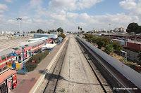 Вокзал в Лод (Израильские железные дороги)