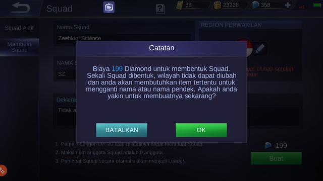 Cara Membuat Squad Mobile Legends Sendiri 13