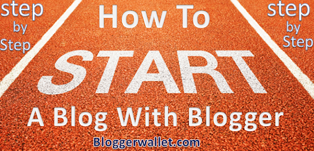 Step by Step Tutorial: How To Start A Blog On Blogspot [Blogger]