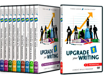 Your Writing Series DVD