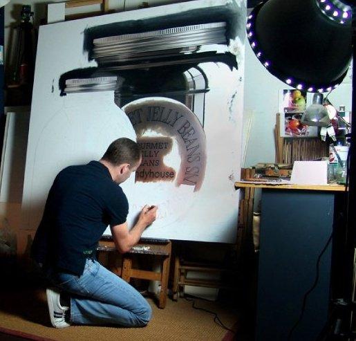 Hyperrealism Visual Arts: More Hyperrealism