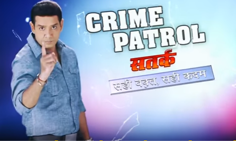 Crime Patrol - is an indian crime reality television series that focuses on making people