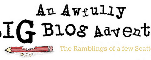 An Awfully Big Blog Adventure: Top Tips for Tip Top Events - by Nicola Morgan