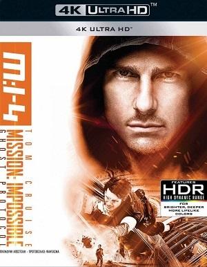 Filme Missão Impossível - Protocolo Fantasma 4K 2011 Torrent