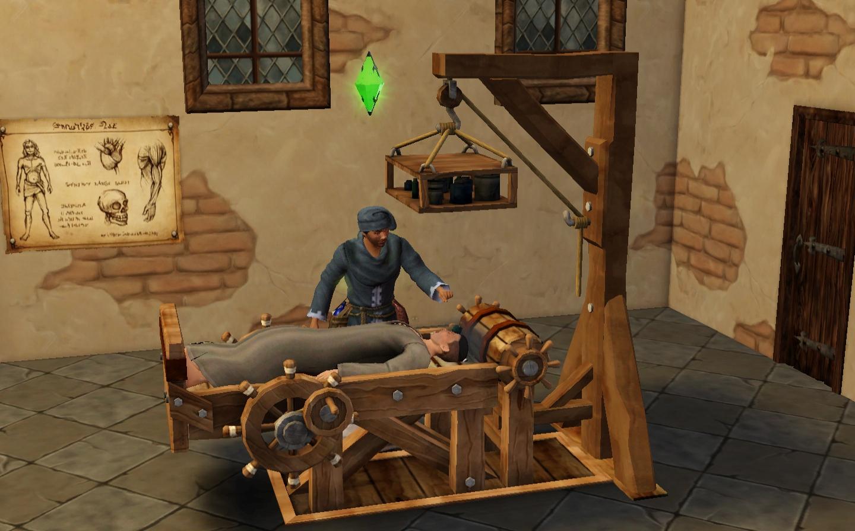 Medievaltorture smut scene
