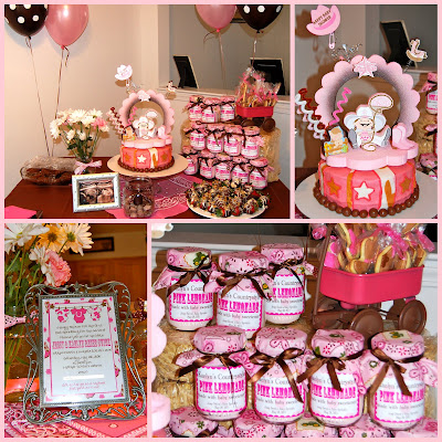 Tini Posh: Cowgirl/Country Style Birthday Parties and Baby ...