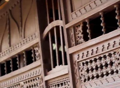 Wisata Religi sejarah Masjid Jami' Air Tiris, Kampar