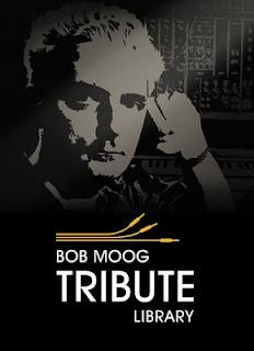 La librería Bob Moog Tribute del sintetizador software Omnisphere que incluye patches creados por Larry Fast