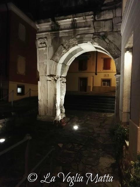 Arco di Riccardo-Trieste
