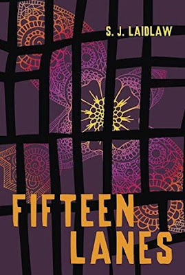 Fifteen Lanes, S.J. Laidlaw, Book Review, InToriLex