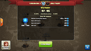 Clan TARAKAN 2 vs JBG FIGHT, TARAKAN 2 Victory