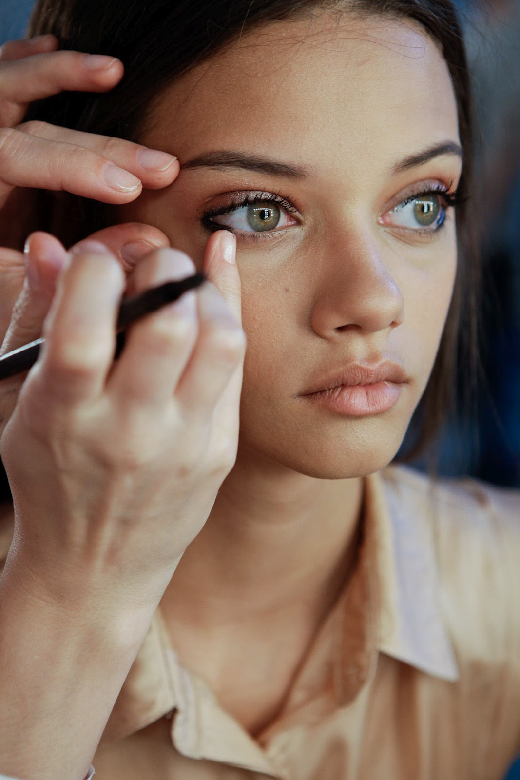 Pretty Makeup With The Eye Glitters 2052994: HOT Or NOT: Newcomers: Marina Nery