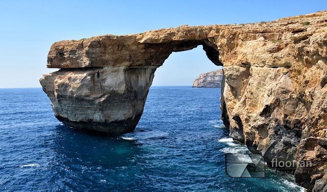 Malta - Hop On – Hop Off dojazd do Azure Window na Gozo