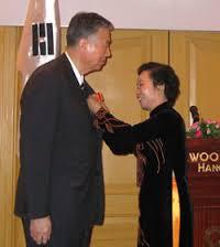 Chủ tịch tập đoàn Booyoung Việt Nam là ai?