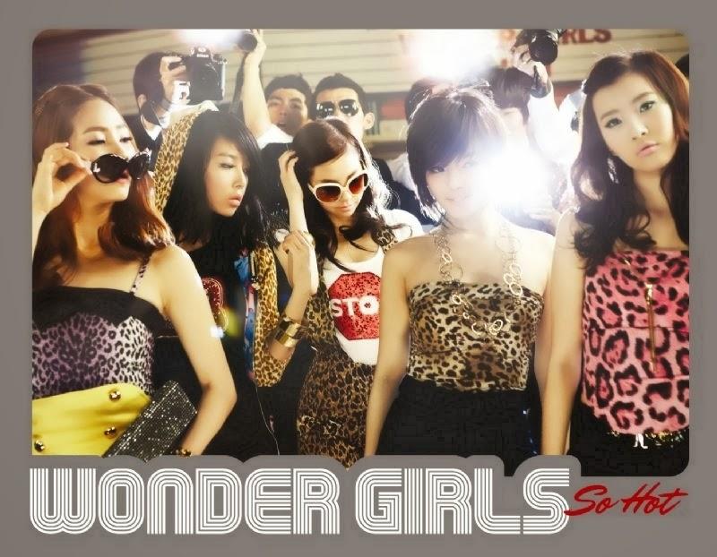 Wonder Girls – So Hot – EP (FLAC + ITUNES PLUS AAC M4A)