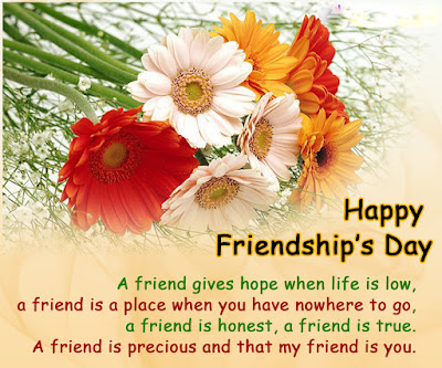 Happy Friendship Day Image 2017