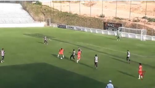 Gols de Coimbra e Athletic pelo Mineiro da Segundona