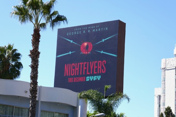 Nightflyers Syfy teaser billboard