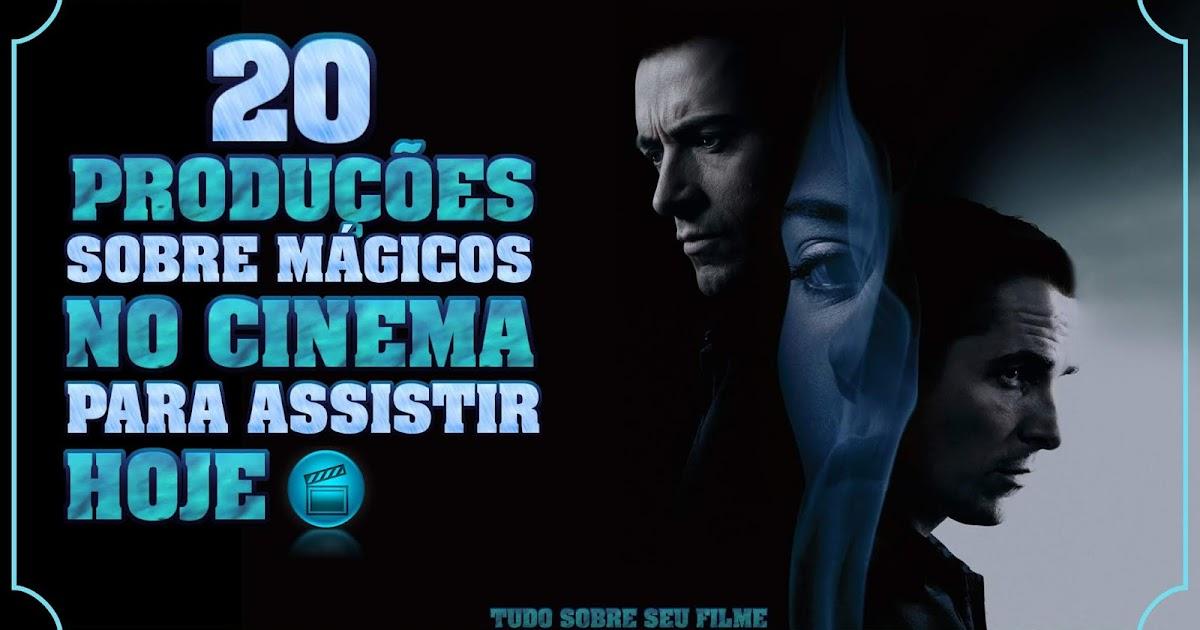 Tem Na Web - 20 PRODUÇÕES SOBRE MÁGICOS NO CINEMA PARA ASSISTIR HOJE
