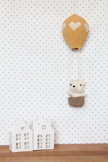 amigurumi crochet handmade babyroom homedecor
