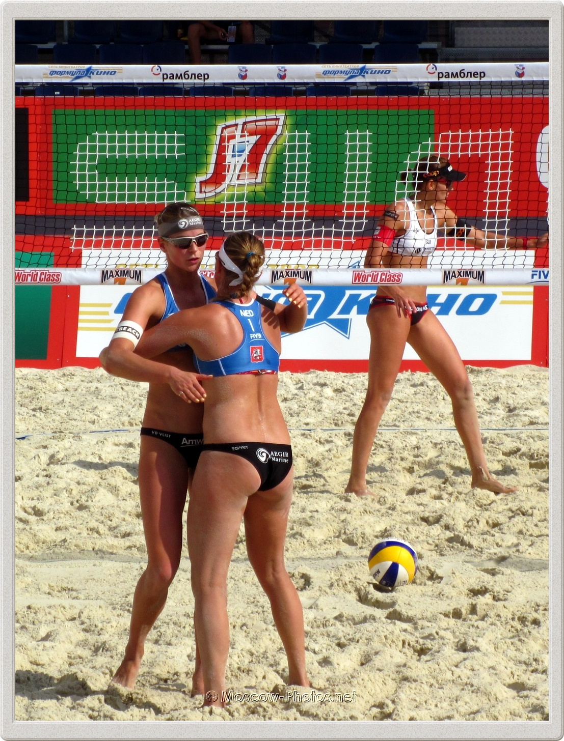 The Netherland Beach Volley Women's Team