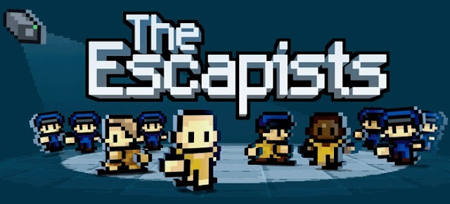 The Escapists Portada