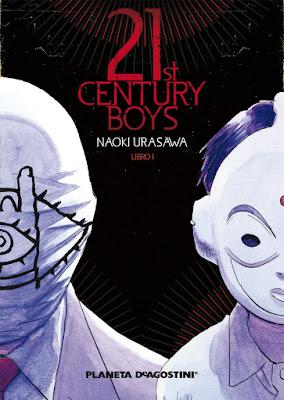21st Century Boys (kanzenban) de Naoki Urasawa