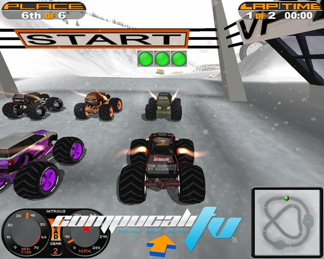 Monster Minis Extreme Off Road PC Full