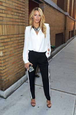 Blusas de moda sencillas