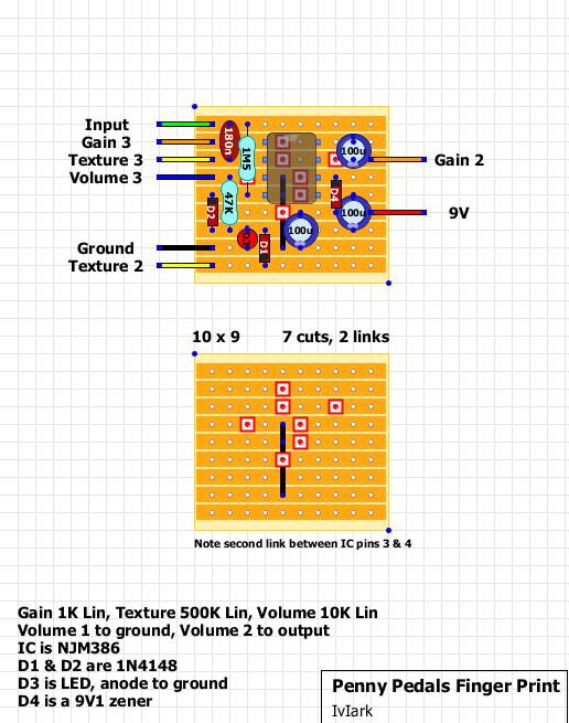 Guitar Pedal Vero Layouts : guitar fx layouts penny pedals finger print ~ Hamham.info Haus und Dekorationen