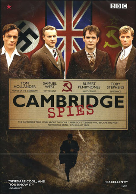 Cambridge Spies – Miniserie