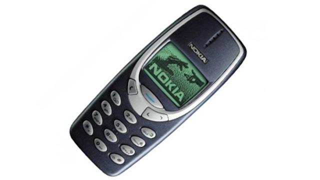 Kabar Kembalinya Nokia 3310 Gemparkan Media Dunia