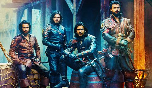 Resenha: 3ª temporada de The Musketeers