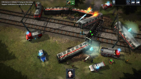 Rescue 2013 Everyday Heroes PC Game Screenshot Review 1