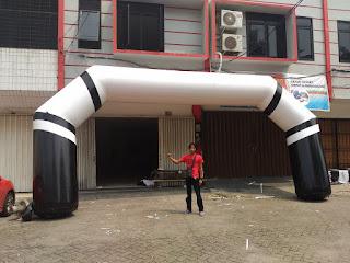 balon gate,balon promosi,balon start-finish
