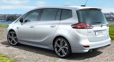 Opel Zafira, noticias de coches