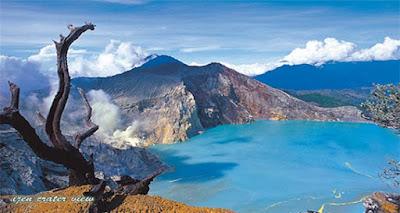10 Gunung Api Terfavorit di Indonesia, Nomor 7 Indah Banget!