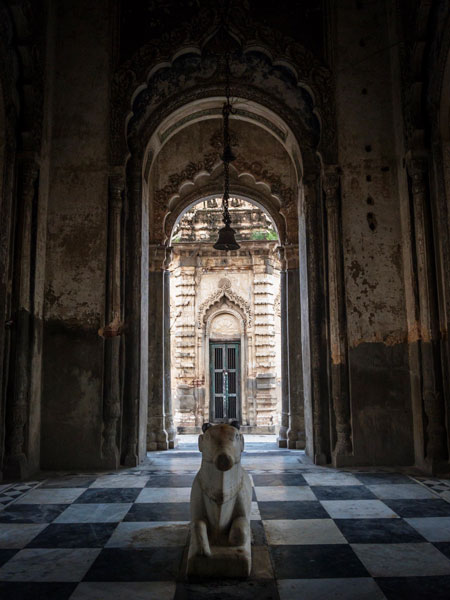 Kashishwar Mahadeo Temple Mohanlalganj lucknow nandi