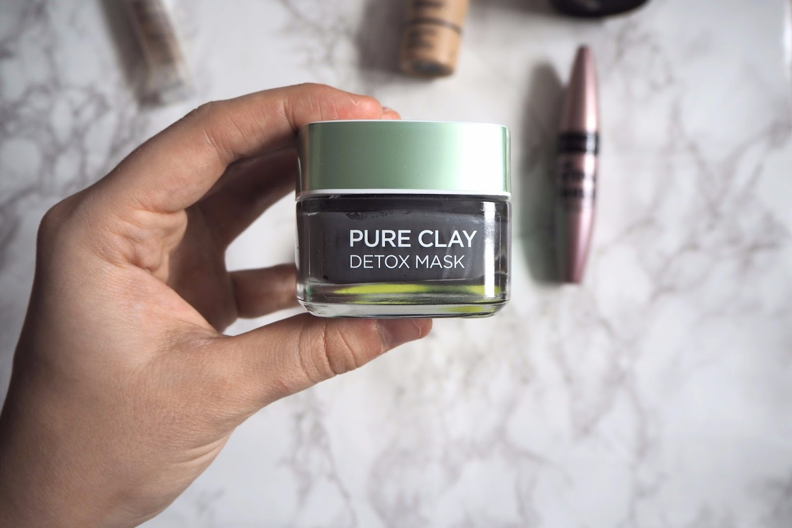 Pure Clay Detox Mask