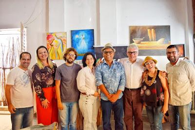 Cocar e Cepe lançam programação da Feira Literária do Sertão