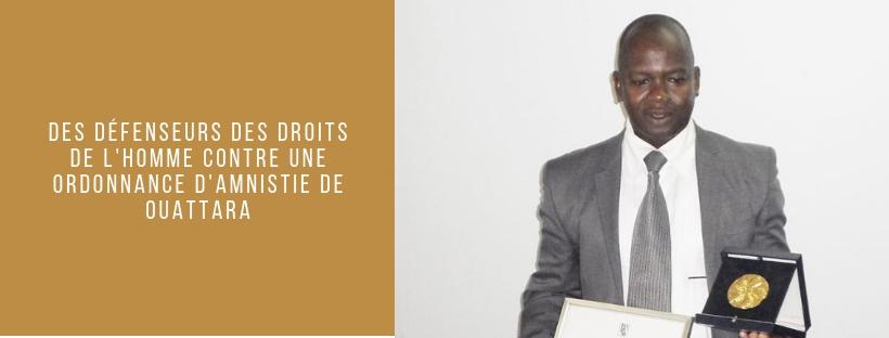 L'amnistie de Ouattara en faveur des 800 condamnés de la crise postélectorale de 2011 jugée illégale par les défenseurs des droits de l'Homme